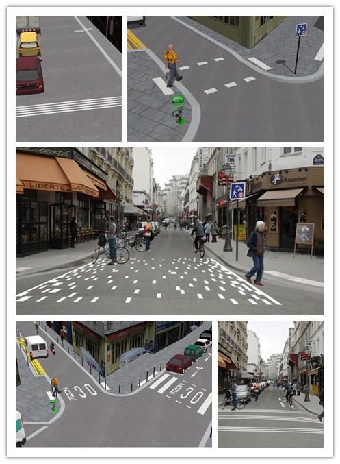 Street indicators